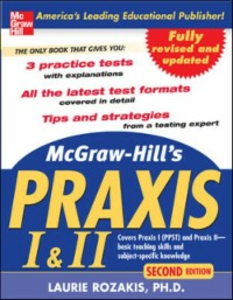Ebook in inglese McGraw-Hill's PRAXIS I and II, 2nd Ed. Rozakis, Laurie