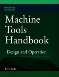 Ebook in inglese Machine Tools Handbook Joshi, Prakash