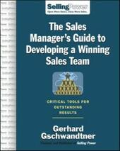 Sales Manager's Guide to Developing A Winning Sales Team
