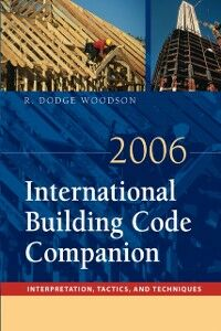 Ebook in inglese 2006 International Building Code Companion Woodson, R.