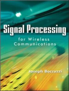 Ebook in inglese Signal Processing for Wireless Communications Boccuzzi, Joseph