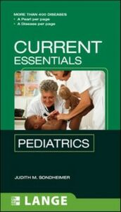 Ebook in inglese CURRENT Essentials Pediatrics Sondheimer, Judith