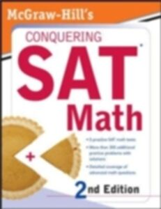 Ebook in inglese McGraw-Hill's Conquering SAT Math, 2nd Ed. Postman, Robert , Postman, Ryan