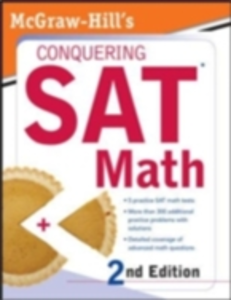 Ebook in inglese McGraw-Hill's Conquering SAT Math, 2nd Ed. Postman, Robert , Postman, Ryan