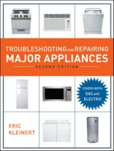Ebook in inglese Troubleshooting and Repairing Major Appliances, 2nd Ed. Kleinert, Eric
