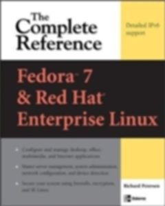Ebook in inglese Fedora Core 7 & Red Hat Enterprise Linux: The Complete Reference Petersen, Richard