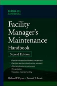 Ebook in inglese Facility Manager's Maintenance Handbook Lewis, Bernard , Payant, Richard