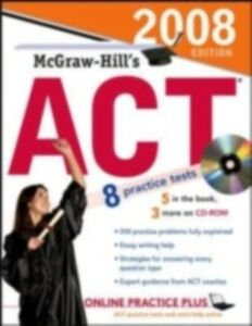 Ebook in inglese McGraw-Hill's ACT, 2008 Edition Dulan, Steven W.