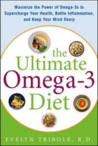 Ebook in inglese Ultimate Omega-3 Diet Tribole, Evelyn