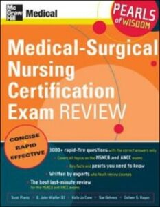 Ebook in inglese Medical-Surgical Nursing Certification Exam Review: Pearls of Wisdom III, Wipfler , Plantz, Scott