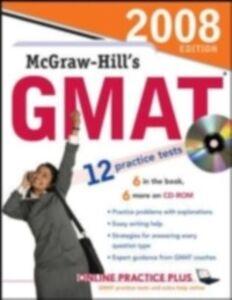 Foto Cover di McGraw-Hill's GMAT, 2008 Edition, Ebook inglese di AA.VV edito da McGraw-Hill Education