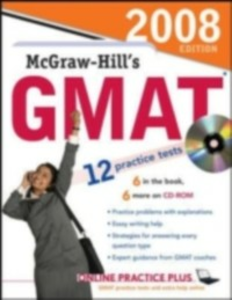 Ebook in inglese McGraw-Hill's GMAT, 2008 Edition Hackney, Ryan , Hasik, James , Rudnick, Stacey
