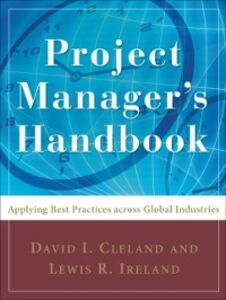 Ebook in inglese Project Manager's Handbook Cleland, David , Ireland, Lewis
