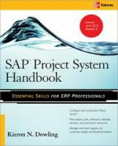 SAP (R) Project System Handbook - Kieron Dowling - cover