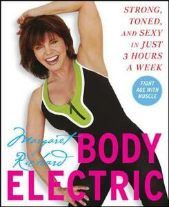 Body Electric - Margaret Richard - cover