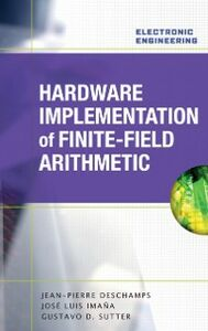 Ebook in inglese Hardware Implementation of Finite-Field Arithmetic Deschamps, Jean-Pierre