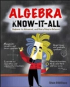Ebook in inglese Algebra Know-It-ALL Gibilisco, Stan