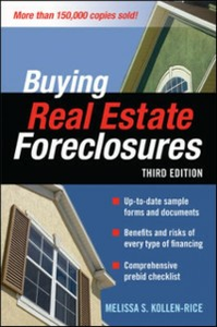 Ebook in inglese BUYING REAL ESTATE FORECLOSURES 3/E Kollen-Rice, Melissa