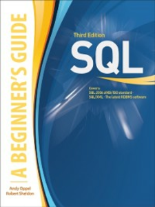 Ebook in inglese SQL: A Beginner's Guide, Third Edition Oppel, Andy , Sheldon, Robert