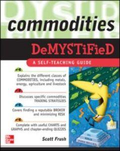 Ebook in inglese Commodities Demystified Frush, Scott