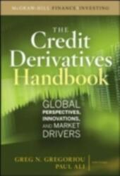 Credit Derivatives Handbook: Global Perspectives, Innovations, and Market Drivers