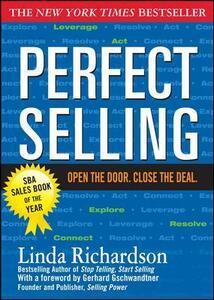 Perfect Selling - Linda Richardson - cover