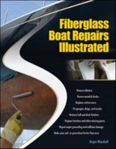 Ebook in inglese Fiberglass Boat Repairs Illustrated Marshall, Roger