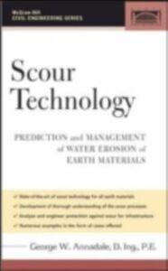 Foto Cover di Scour Technology, Ebook inglese di George Annandale, edito da McGraw-Hill Education