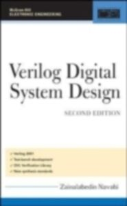 Ebook in inglese Verilog Digital System Design Navabi, Zainalabedin