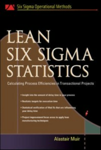 Ebook in inglese Lean Six Sigma Statistics Muir, Alastair