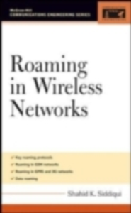 Ebook in inglese Roaming in Wireless Networks Siddiqui, Shahid