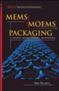 Ebook in inglese MEMS/MOEM Packaging Gilleo, Ken
