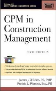 Ebook in inglese CPM in Construction Management O'Brien, James , Plotnick, Fredric