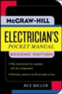 Ebook in inglese Electrician's Pocket Manual Miller, Rex
