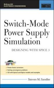 Ebook in inglese Switch-Mode Power Supply Simulation: Designing with SPICE 3 Sandler, Steven