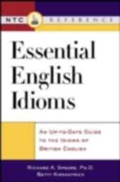 McGraw-Hill's Essential American Idioms