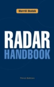 Ebook in inglese Radar Handbook, Third Edition Skolnik, Merrill