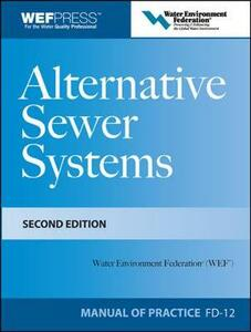 Alternative Sewer Systems FD-12 - Water Environment Federation - cover