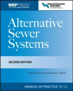 Ebook in inglese Alternative Sewer Systems FD-12, 2e Federation, Water Environment