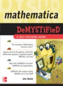 Ebook in inglese Mathematica DeMYSTiFied Hoste, Jim