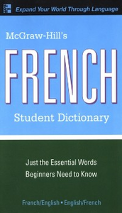 Ebook in inglese McGraw-Hill's French Student Dictionary Winders, Jacqueline