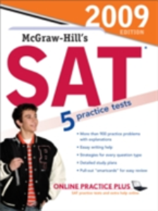 Ebook in inglese McGraw-Hill's SAT, 2009 Edition Anestis, Mark , Black, Christopher