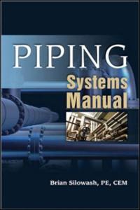 Ebook in inglese Piping Systems Manual Silowash, Brian