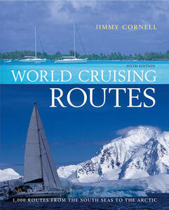World Cruising Routes - Jimmy Cornell - cover