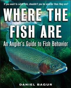 Where the Fish Are - Daniel Bagur - cover