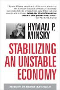 Libro in inglese Stabilizing an Unstable Economy  - Hyman P. Minsky