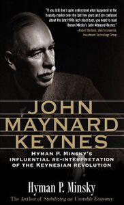 Ebook in inglese John Maynard Keynes Minsky, Hyman