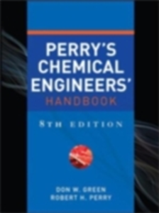 Ebook in inglese Perry's Chemical Engineers' Handbook, Eighth Edition Green, Don , Perry, Robert
