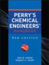 Perry's Chemical Engineers'Handbook, Eighth Edition