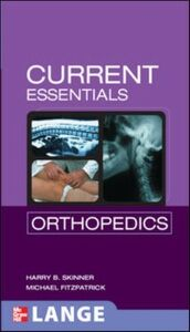 Ebook in inglese CURRENT Essentials Orthopedics Fitzpatrick, Michael , Skinner, Harry